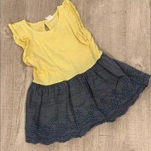 💛 Gap toddler dress